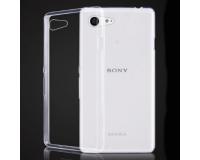 Силиконовый чехол для Sony Xperia Z3 compact