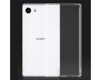 Силиконовый чехол для Sony Xperia Z5 compact