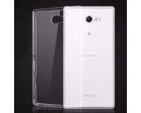Силиконовый чехол для Sony Xperia M2