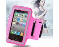 Cпортивный чехол на руку для бега для смартфона iPhone 4 4S