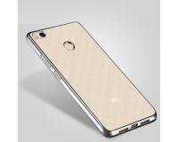 Серебрянный силиконовый чехол для Xiaomi Mi4S