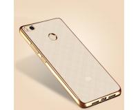 Золотой силиконовый чехол для Xiaomi Mi4S