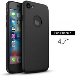 Чехол 360 градусов защиты для iPhone 7 + стекло на экран