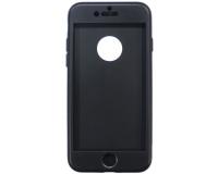 """Резиновый чехол для iPhone 6/6S 4.7"""" дюйма, черный"""