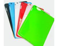 Силиконовый чехол цветной для iPad Air 5