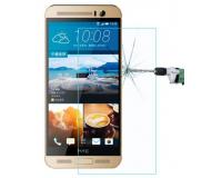Защитное стекло на HTC One M9 Plus