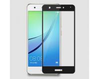 Защитное стекло 2.5D 2.5D с рамкой для Huawei Nova