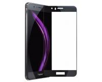 Защитное стекло с рамкой для Huawei Honor 8