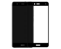 Защитное стекло с рамкой для Huawei P10 Lite