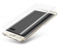 Защитное стекло на Samsung Galaxy S6 Edge + прозрачное