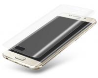 Защитное стекло на Samsung Galaxy S6 Edge (G925б, G925F, G925A) прозрачное