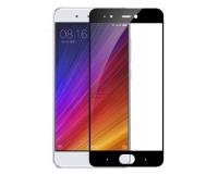 Защитное стекло с рамкой для Xiaomi 5S цвет: Черный