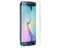 Защитная пленка для Samsung Galaxy S6 Edge прозрачная, противоударная