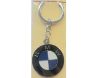 "Брелок для ключей автомобиля с логотипом ""BMW"""