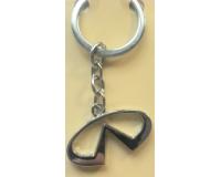 """Брелок для ключей автомобиля с логотипом """"Infinity"""""""
