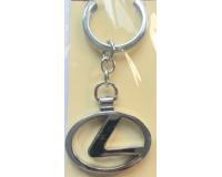 """Брелок для ключей автомобиля с логотипом """"Lexus"""""""