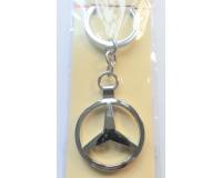 """Брелок для ключей автомобиля с логотипом """"Mercedes"""""""