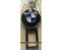 """Автомобильный брелок заглушка с логотипом """"BMW"""""""