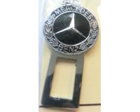 """Автомобильный брелок заглушка с логотипом """"Mercedes"""""""