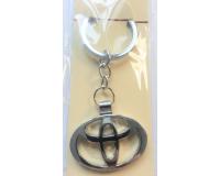 """Брелок для ключей автомобиля с логотипом """"Toyota"""""""