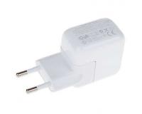Сетевое зарядное устройство для iPhone, iPad 1xUSB 2.4A