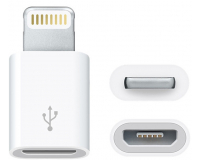 Переходник для iPhone Lightning - Microusb