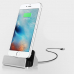 Apple iPhone Lightning Dock - док-станция для зарядки и синхронизации Apple iPhone, iPad