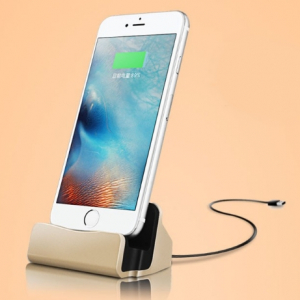 Apple iPhone Lightning Dock - док-станция для зарядки и синхронизации Apple iPhone, iPad