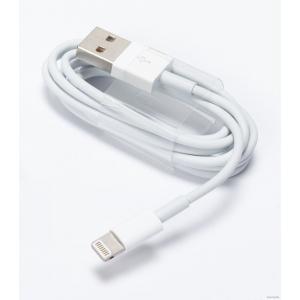 Кабель USB Apple Lightning 1m для iPhone 5/5s/5c/6/6 plus/iPad Air