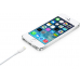 Кабель USB Apple Lightning 1m для iPhone 5/5s/5c/6/6 plus/iPad Air