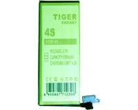 Аккумулятор для iPhone 4S Tiger 1500mAh 3.7V
