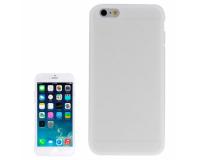 Силиконовый чехол для iPhone 6/6S, белый