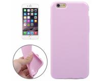 Силиконовый чехол для iPhone 6/6S, розовый