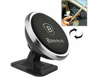Baseus 360 Rotation Автомобильный магнитный держатель для смартфонов