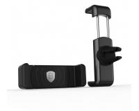 """Baseus Mini Shield Plusуниверсальный автодержатель в воздуховод от 3,5"""" до 6"""" дюймов"""