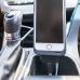 Bobine Auto Гибкий кабель держатель в машину для установки телефона на торпеду и подзарядки от прикуривателя