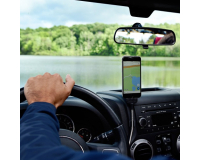 Bobine Auto Гибкий держатель -microUSB кабель для зарядки телефона
