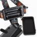 Boruit HL-006 Мощный налобный светодиодный фонарь аккумуляторный c zoom