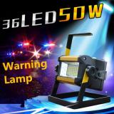 Led Flood Light W807 Прожектор светодиодный аккумуляторный переносной
