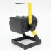 Led Flood Light W806 Ручной прожектор переносной светодиодный аккумуляторный 100 w, 36 led