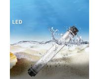 Водонепроницаемый фонарь Waterproof Q7S+ Power Bank 10000 mAh