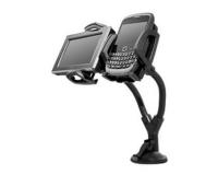 """Capdase Car Mount Holder Racer DUO автодержатель для двух смартфонов на стекло от 3.5"""" до 6"""" дюймов"""
