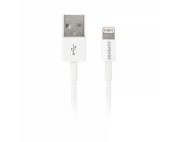 Кабель CAPDASE Sync & Charge Cable USB-Lightning 1.2м, белый