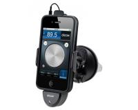 Dexim автодержатель + зарядка +FM transmitter для iPhone 4/4s