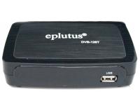 Цифровой телевизионный ресивер с функцией медиаплеера Eplutus DVB-128T
