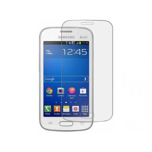 Защитное стекло на Samsung Galaxy G350. Защищающее от удара стекло Glass Protector 0,26 мм с олеофобным покрытием на дисплей Samsung Galaxy G350
