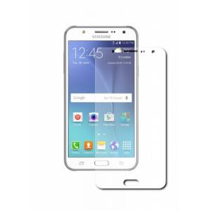 Защитное стекло на Samsung Galaxy J2. Защищающее от удара стекло Glass Protector 0,26 мм с олеофобным покрытием на дисплей Samsung Galaxy J2