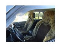 Glash A-55 Volf Меховая накидка-чехол на сиденье автомобиля