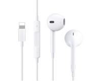 Наушники с микрофоном Hoco L5 для iPhone 7 / 7 plus с разъемом Lightning