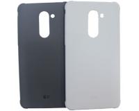 """Резиновый чехол для Huawei Honor 6X 5.5"""" дюйма, черный/серый"""